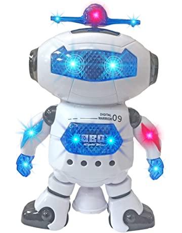 ROBOTS ELECTRIQUES