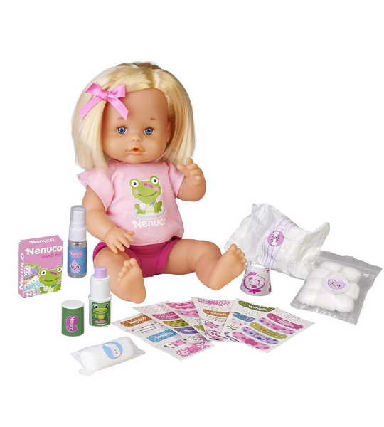 Poupons, poupées et accessoires