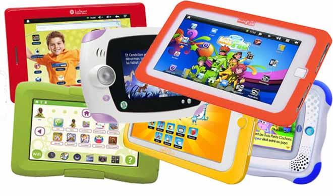 Ordinateurs et tablettes éducatives