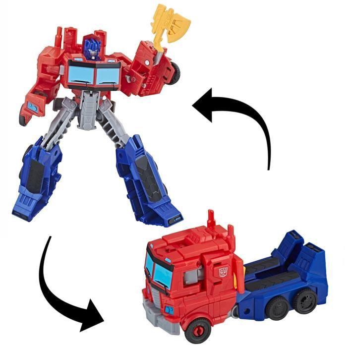 Robots et transformers