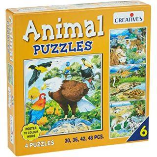 Animal les puzzles