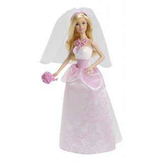 Barbie poupée mannequin Mariée
