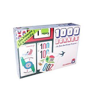 1000 Bornes le jeu du coup - fourré 0120F