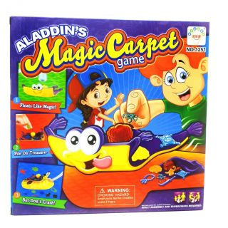 Tapis volant magic carpet