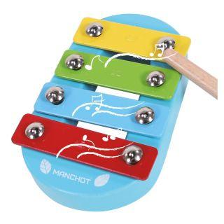 Xylophone coloré