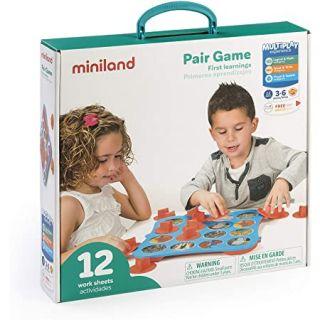 Jeux De Mémoire - Miniland