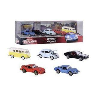 Majorette Seal Auto Set set of 5