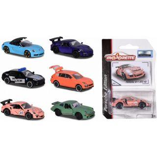 1 voiture Porsche - Majorette - Modèles aléatoires