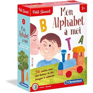 Mon alphabet à moi