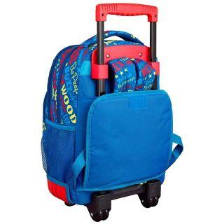 Toy Story 4 Grand sac à dos à roulettes avec chariot fixe