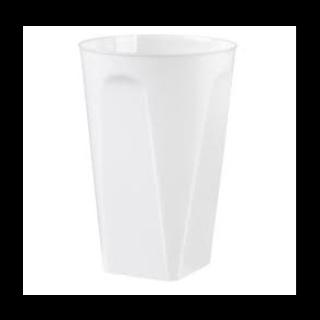 """6 Gobelets Blanc """"Modus Vivendi"""""""