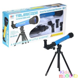 Télescope avec trépied pour enfant