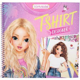 Album de coloriage T-SHIRT DESIGNER