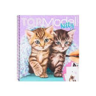 Album de création Kitty