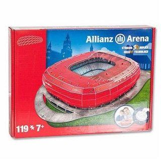 Allianz Arena (Bayern Munchen Red  Packing) 49 001 TREFL