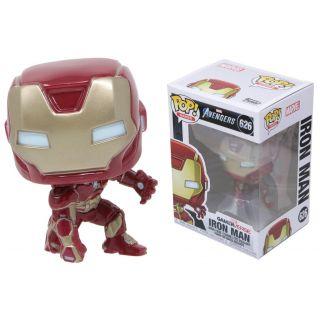 Figurine Pop Marvel: Iron man