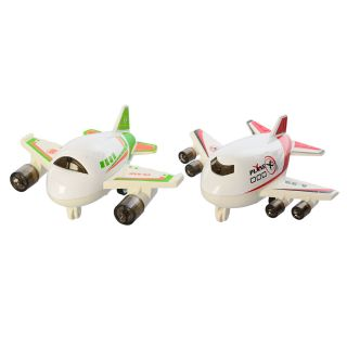 Avion miniature en métal