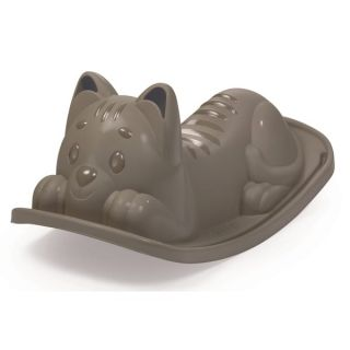 BASCULE CHAT GRIS SMOBY