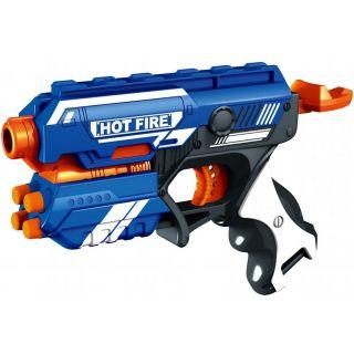 Blaze Storm Hot Fire - Jouet Blaster