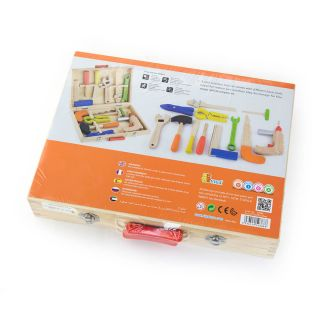 Boîte à outils 12 pcs-50388-VIGA