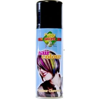 Bombe cheveux noir 125 ml