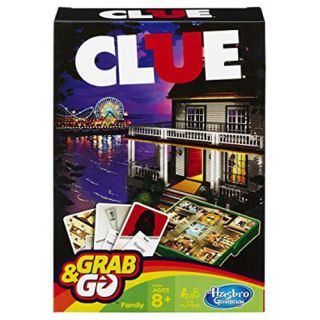 Cluedo Voyage - Hasbro