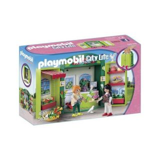 Coffre Fleuriste- 5639 - Playmobil