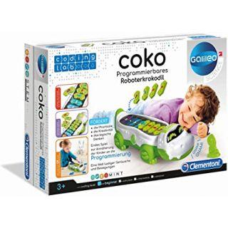 Coko- Robot crocodile programmable