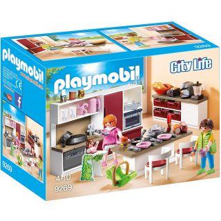 Cuisine aménagée - 9269 - Playmobil