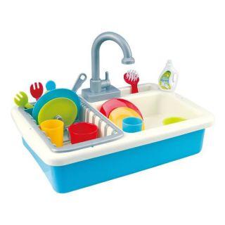 Cuisine Lave-Vaisselle Évier 20 Pcs