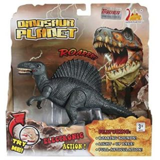 Dinosaure Spinosaurus avec Son / Lumière