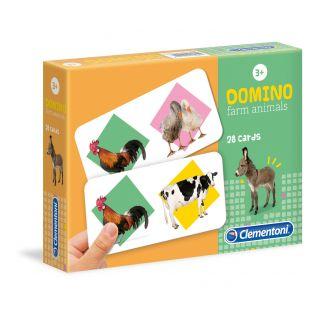 Domino Animaux de la ferme