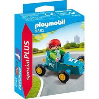 Enfant avec kart - 5382 - Playmobil