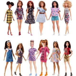 Barbie Poupée Tendance FBR37