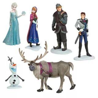 Figurine 6 cm - Collection Disney - La reine des neiges