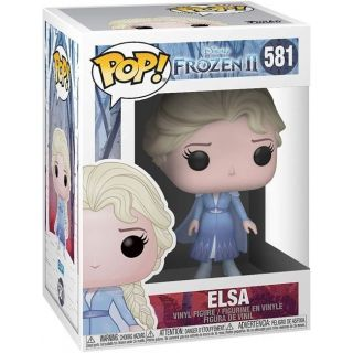 Figurine La Reine des Neiges 2 Elsa