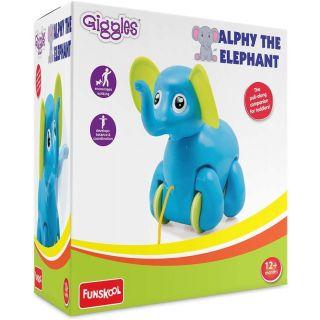 Funskool riggles alphy l'éléphant