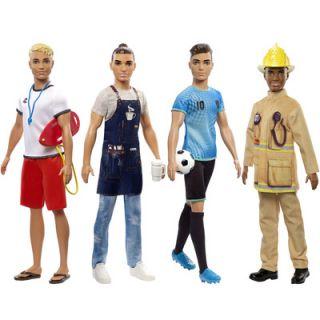 Barbie - Ken Métier de Rêve