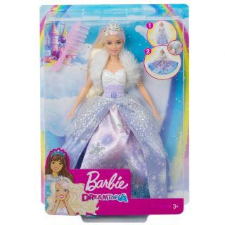 Barbie poupées Dreamtopia adolescentes 28 cm blanches