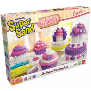 Super sand Cupcakes -83240- Goliath