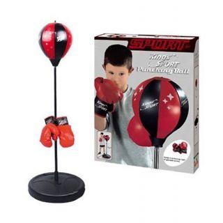 Sac de boxe de boxe Kings Sport avec gants