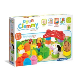 Happy Farm - Baby Clemmy - Clementoni
