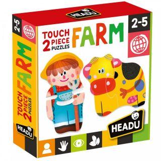 Puzzle la ferme