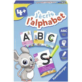 J'écris l'alphabet - 240838 - Ravensburger