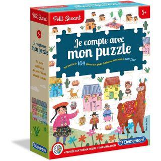 Je Compte avec mon puzzle