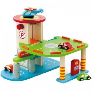 Jeu de construction parking 90 pcs-59963vg-VIGA