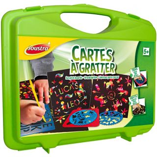 Joustra- Mallette Cartes À Gratter