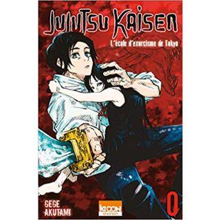 Jujutsu Kaisen T00