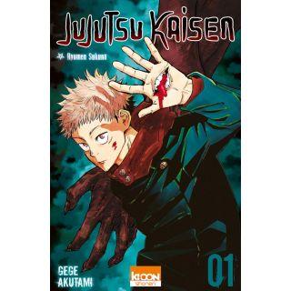 Jujutsu Kaisen Tome 1