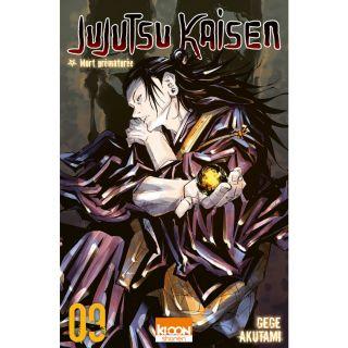 Jujutsu Kaisen Tome 9